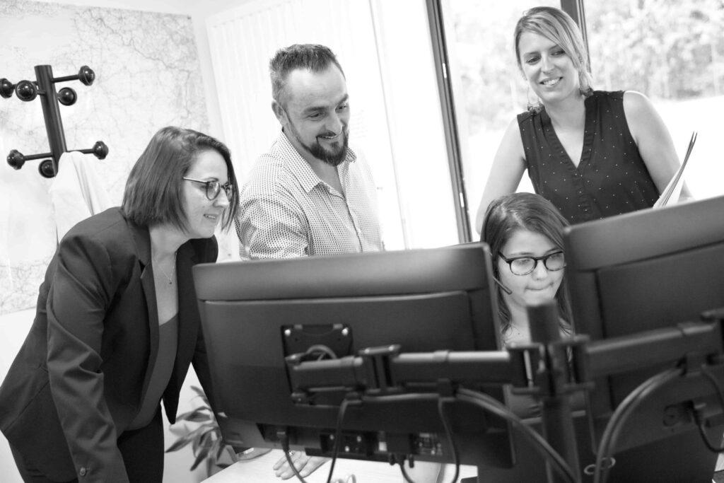 Satelix éditeur solutions équipe